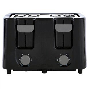 4 Slice Wide Cool Touch Toaster
