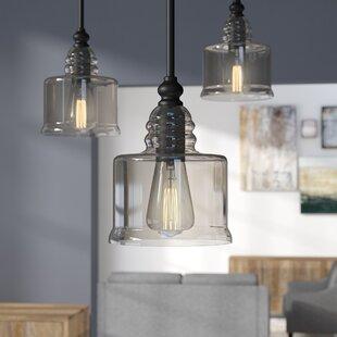 Bargain Yessenia 1-Light Bell Pendant By Trent Austin Design