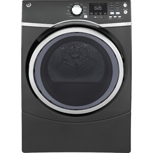 7.5 cu. ft. Electric Dryer with Steam