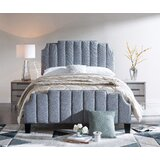 Lancashire Upholstered Platform Bed by Ivy Bronx