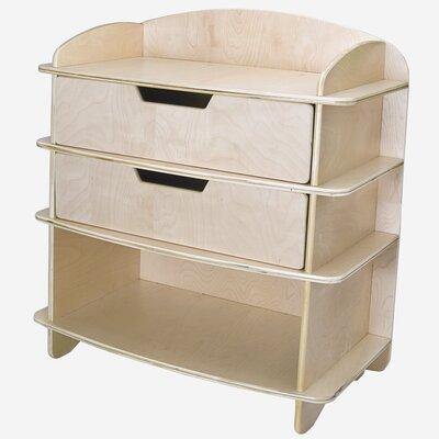 Aero Changing Table Dresser