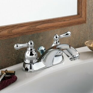 Hampton Centerset Bathroom Faucet with Drain Assembly By American Standard