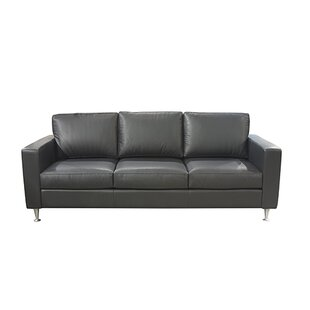 Mei Leather Sofa