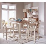 Millbrook 5 - Piece Dining Set by Panama Jack Home