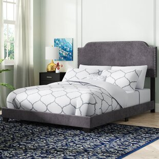 Voigt Upholstered Panel Bed