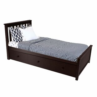 Peterlee Platform Bed With Storage Drawers