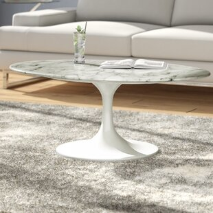 Comparison Julien Lacquered Coffee Table By Langley Street
