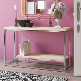 Alvar Rectangle Console Table ByWilla Arlo Interiors