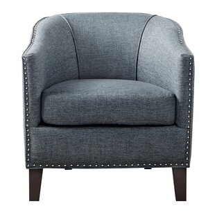Read Reviews Stansbury Barrel Chair By Alcott Hill