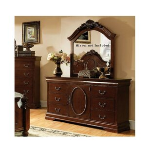 Richer 6 Drawer Combo Dresser