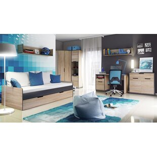 Flow Bedroom Set by Urban Designs