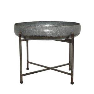 Galvanized Iron Serving Tray