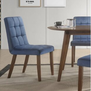 Singleton Tufted Upholstered Dining Chair (Set of 2)