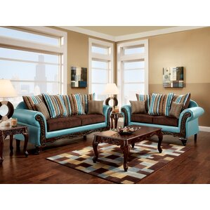Hokku Designs Rovena Configurable Living Room Set