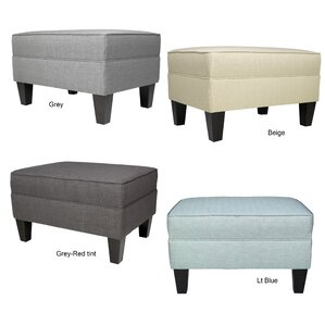 Parker Ottoman by MJL Furniture