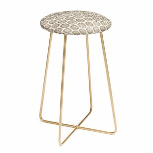 Holli Zollinger Thistle Seed 30 Bar Stool by East Urban Home New Design