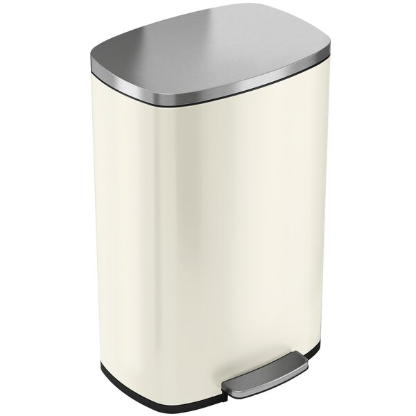Trash Can With Foot Pedal Wayfair