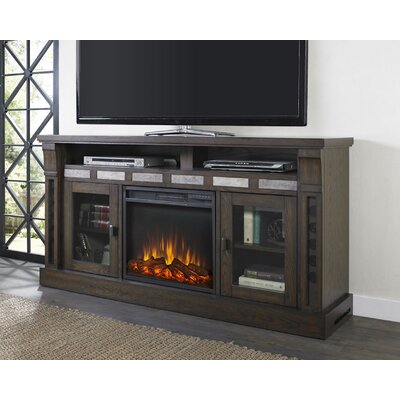Tv Stand With Fireplace Up To 75 Inch