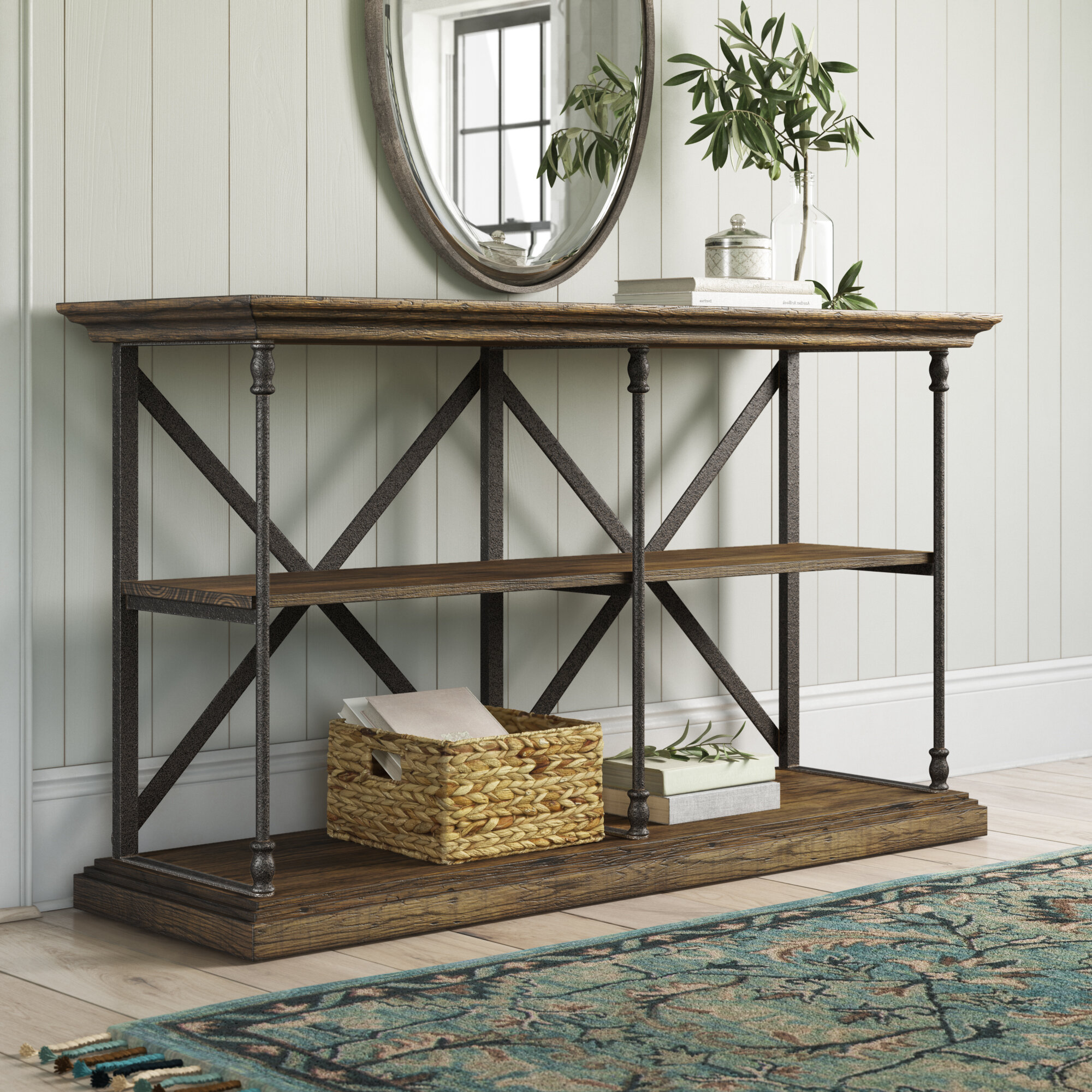 Makena 60 Console Table Reviews