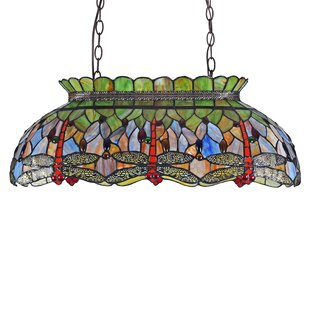 Thames Dragonfly 3-Light Pool Table Light by Astoria Grand