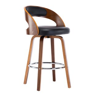 Beahm 26 Swivel Bar Stool by George Oliver