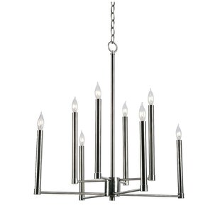 Quy 8-Light Chandelier