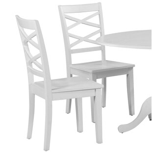 Spillers Solid Wood Dining Chair (Set of 2)