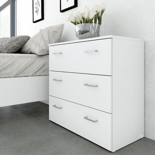 Zamarripa 3 Drawer Chest