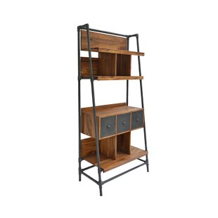 Bobb Standard Bookcase by Williston Forge Cool