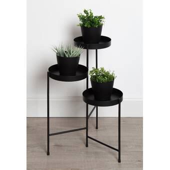 Onalaska Round Pedestal Plant Stand Allmodern