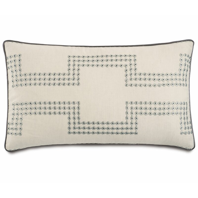 Eastern Accents Hendrix Stone Lumbar Pillow Wayfair