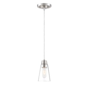 Irina 1-Light Mini Pendant