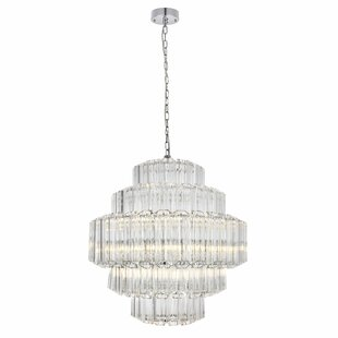 Shameka 12-Light Chandelier