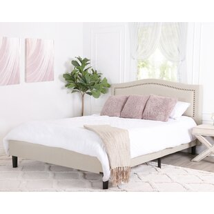 Purchase Windsor Queen Upholstered Platform Bed by Darby Home Co Reviews (2019) & Buyer's Guide
