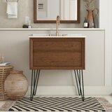 Tribecca 30 Single Bathroom Vanity Set by Dorel Living