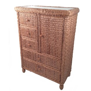 Looking for Miramar 5 Drawer Combo Dresser by ElanaMar Designs