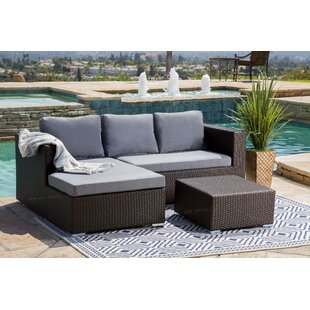 Battista Sectional Seating Group with Cushions