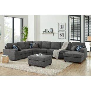 Corner Sofa With Ottoman Wayfair