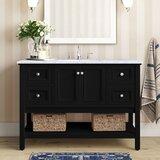 Sara 48 Single Bathroom Vanity Set by Joss & Main