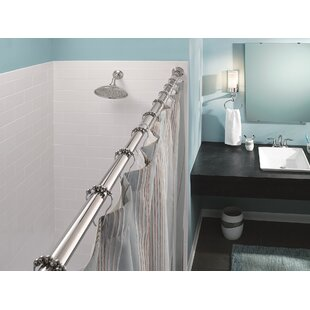 72 Adjustable Straight Tension Shower Curtain Rod By Moen