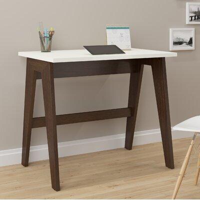 Holte Home Office Writing Desk Brayden Studio Finish: Carmerino/Off White