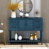 Chelvey 45.3 Console Table by Breakwater Bay
