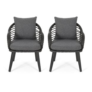 Groovy Aarhus Indoor Wicker Club Chair Set Of 2 Pabps2019 Chair Design Images Pabps2019Com