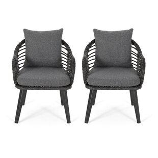 Swell Aarhus Indoor Wicker Club Chair Set Of 2 Creativecarmelina Interior Chair Design Creativecarmelinacom