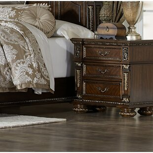 Pettiford 3 Drawer Nightstand by Astoria Grand