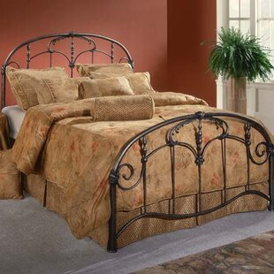 Newbury Panel Bed