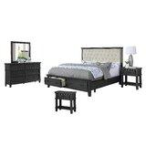 Tenterden Platform Configurable Bedroom Set by Canora Grey