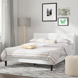 Sinead Queen Upholstered Platform Bed by Andover Mills