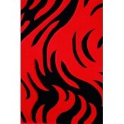 Compare Geo Red/Black Area Rug By Rug Factory Plus