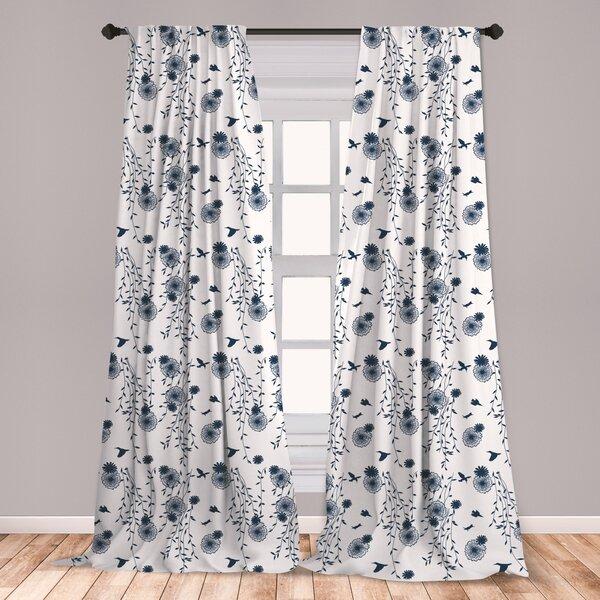 Bird Curtains | Wayfair